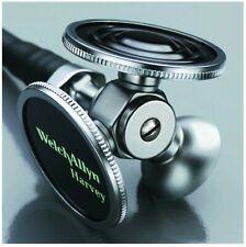 """Estetoscopio Welch Allyn Harvey DLX 3-Head 28"""" Cardiology Stethoscopes"""