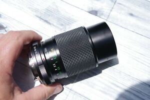 Pentax 70-150mm f/3.8 Vivitar Zoom lens for K-1000 k-70 kp k-1 k-3 PK mount