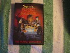 Curse of the Puppet Master  (DVD, 1998) Emily Harrison, George Peck
