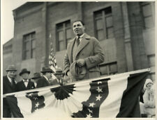 Jack Dempsey Heavyweight Boxing Champion Original Vintage Photograph by flags