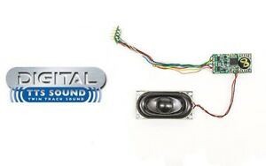 Hornby Digital Sound Decoders DCC TTS with Speakers - Choose From List