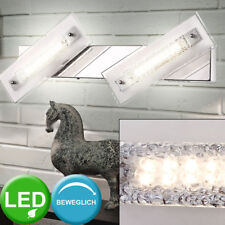 Globo Rarenium 48696 2 LED Lampe murale Lumière Couloir Mur 52546714