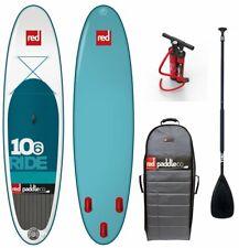 Red Paddle Set 10.6' inkl. Paddel Familienboard TenSix Surfer RedAir SUP Board