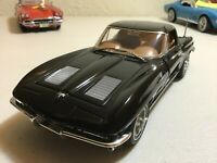 Danbury Mint 1963 Chevrolet Corvette Stingray Coupe (No Box)