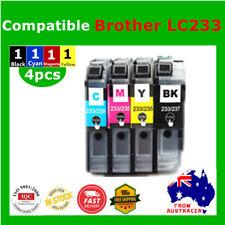 4x Generic LC233 233 ink cartridge for Brother MFC J4120 J4620 J5320 J480 J680