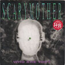 Scarymother - Who Are You - CD (3 x Track Card Sleeve)