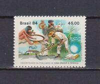 S19113) Brasil Brazil MNH New 1984 Home Grande And Senzala 1v
