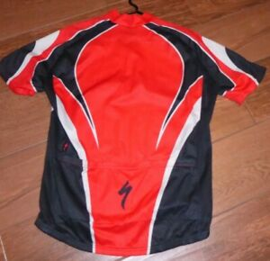 Specialized Genuine Apparel Cycling Jersey Bicycle Shirt Mountain Bike