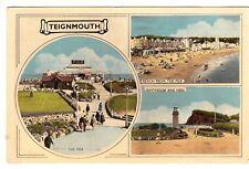 Postcard -  TEIGNMOUTH     (A3)