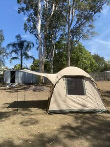 OzTrail Dome Canvas Tent