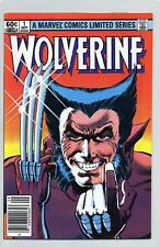 WOLVERINE #1 ( 1982 ) VF / NM MARVEL LIMITED SERIES COMIC BOOK