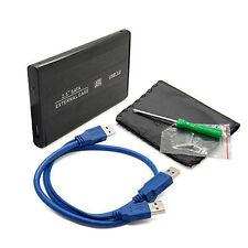"2.5"" USB 3.0 SATA HDD Hard Drive External Enclosure Case Box Win 7/8/MAC up 3TB"