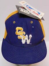 Vintage GOLDEN STATE WARRIORS GSW THROWBACK NBA Basketball NEW ERA HAT CAP 7 1/2