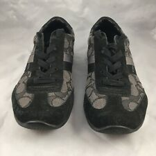 Coach Kelson Outline Sz 7B Signature Sneakers Tennis Shoes Fashion