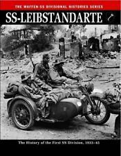 Ss Leibstandarte (Waffen Ss Divisional Histories) by Butler, Rupert, NEW Book, F