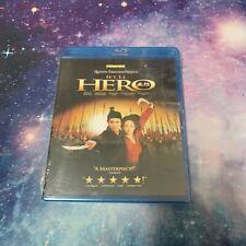 Hero Blu-ray New Jet Li Brand New Sealed! Free Shipping!