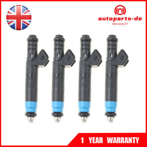4X Fuel Injectors FI114992 110324 FOR Siemens Deka 80lb 875cc High Impedance EV1