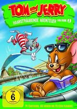 TOM UND JERRY: HAARSTRÄUBENDE ABENTEUER, Volume 2 (DVD) NEU+OVP