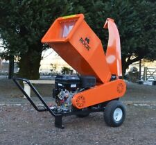 Venom wood timber chipper / shredder garden mulcher Petrol driven portable 13hp