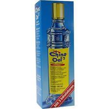 CHINA ÖL mit 3 Inhalatoren 100ml PZN 3098086