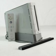 NINTENDO Wii (Plays GameCube Disks) White System Complete (NTSC) RVL-001