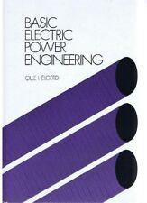 Basic Electric Power Engineering (Series in Electr
