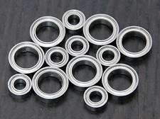 (13pcs) HPI BRAMA 18B 4WD Metal Sealed Ball Bearing Set