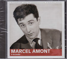 CD 24T MARCEL AMONT ESCAMILLO BEST OF 2009 MARIANNE MELODIE NEUF SCELLE