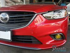 2014 14 Mazda 6 Yellow Fog light Overlays TINT Vinyl Film JDM MS6 PRECUT SPEED