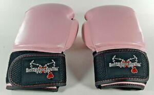 Century I LOVE KICKBOXING Boxing & Kickboxing PINK Sparring Gloves 12 oz