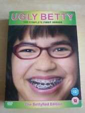 Ugly Betty. Complete First Series DVD, 2007, 6-Disc Box Set Betty Field Edition