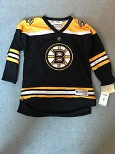 Boston Bruins Jersey Youth L/XL - NWT - Reebok - Open to Offers