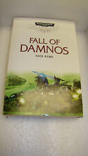 Warhammer 4000 40k Space Marine Battles Fall of Damnos by Nick Kyme Book TPB