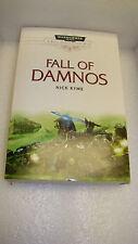 Warhammer 4000 40k Space Marine Battles Fall of Damnos by Nick Kyme Book TPB