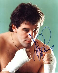 Gerry Cooney Autographed 8x10  Free Shipping   #S234