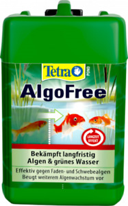 Tetra Pond AlgoFree 3 Liter für 60.000 L / Algo Free Teich Algenmittel