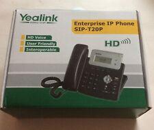 TÉLÉPHONE YEALINK SIP-T20P