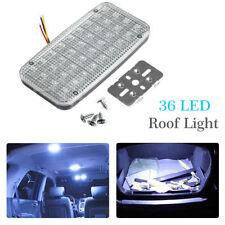 36 LEDs 12V Lámpara Luz Blanca Interior Techo Indicador para Coche Camión Auto
