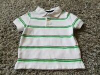 White Green Shirt Toddler 18 Months boys infant Childrens Place