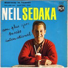 "NEIL SEDAKA ""STAIRWAY TO HEAVEN"" FRENCH 60'S EP RCA 75 610"