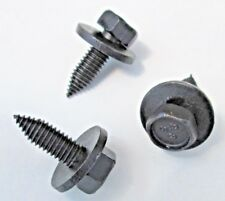 Metric M6.3.-1.81 x 25 MM Fender Hood Bolts Body Bolts 10 MM Hex Head