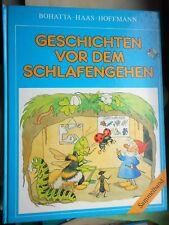 Ida Bohatta & Franz Hoffmann: Geschichten vor dem Schlafengehen Sammelband