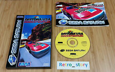 SEGA Saturn Daytona USA Championship Circuit Edition PAL