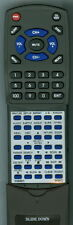 Replacement Remote for Marantz ZK293W0010, ZK346W0010, VC5200, VC5000