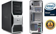 Dell Precision T7500 Workstation 2 x 3.46GHz X5677  48GB RAM 1TB No OS