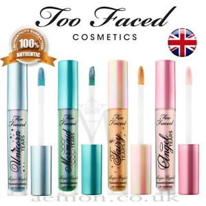Too Faced Magic Crystal Lip Topper Life's A Festival Collection Unicorn,Mermaid