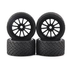 4Pcs 17mm Hex Tires&Wheel For TRAXXAS 1:8 Bigfoot Monster Truck RC Model Car