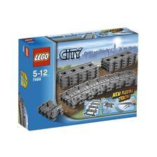 Lego 7499 - Vías flexibles y rectas