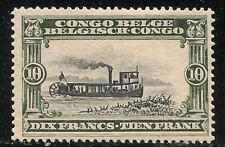 Belgian Congo Scott    59   Mint Hinged