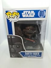 FUNKO POP VINYL! STAR WARS - 01 DARTH VADER BLUE BOX